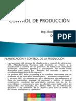 Control de produccion