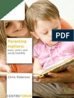 Parenting Matters