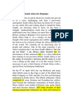 South Africa for Dummies_comments1