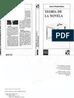 34778309 Alvaro Pineda Botero Teoria de La Novela