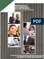 Etiqueta y Protocolo Base de La Imagen Empresarial