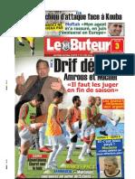 LE BUTEUR PDF du 03/02/2009