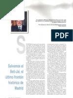 Salvemos el Beti-Jai, el último frontón histórico de Madrid (Antonio Chazarra - Revista Comunidad Madrileña 12-2005).pdf