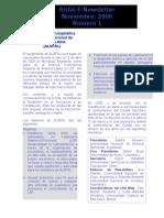ALSFAL Newsletter 1 Nov-2006 Espanol (1)