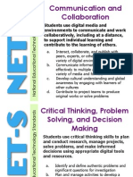 ISTE NETS-S Standards