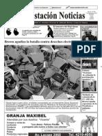 La Estación Noticias Nº 26, 7 de Diciembre 2012