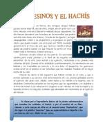 Asesinos y Hachís PDF