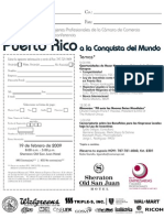 Fax RED Mujeres Empresarias CCPR Feb09