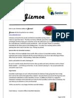 Gizmoe December 2012 - Publish