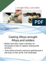 Casting Alloys
