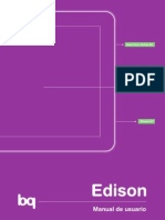 Manual Bq Edison