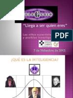 Los Niños Superdotados en México y Posibles Investigaciones Médicas