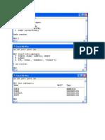 ITM Practical Files