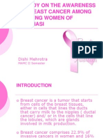 Breast Cancer by Dishi Mehrotra