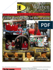 The Early December, 2012 edition of Warren County Report