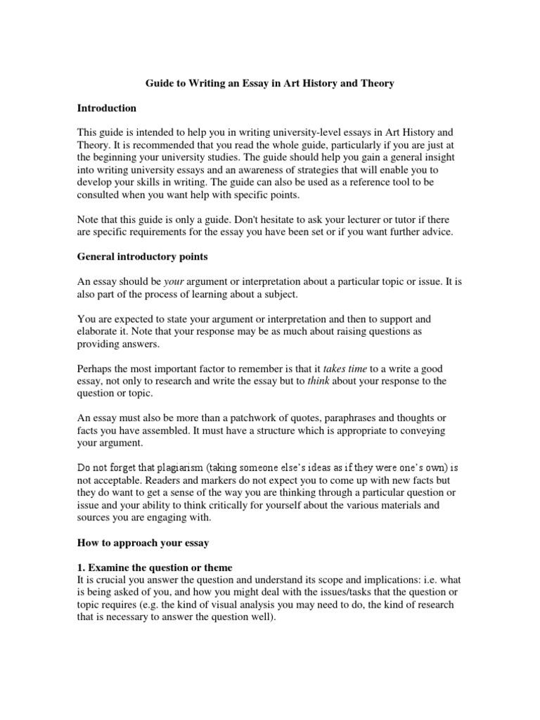 Essay writing guide pdf essays quotation mark