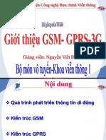 kiến trúc GSM & GPRS