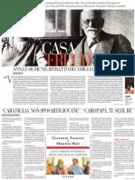 Sigmund Freud-Anna Freud 1904-1938 - Repubblica 07.12.2012