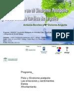 La Meditación en el Síndrome Postpolio y otros efectos tardíos de la polio (I)