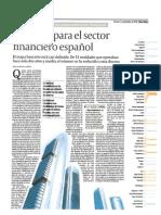 Año cero sector financiero