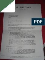 Irish Times response to IPSC complaint