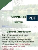 Top 10 Water