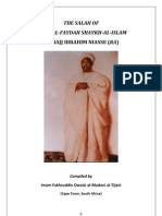 Salah of BAYE