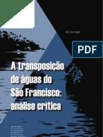 Transposição Do Rio São Francisco - Aziz Ab'Saber