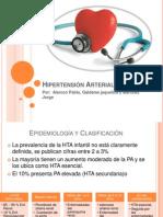 Hipertensión Arterial 2003