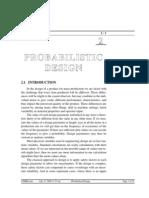 4 Probabilistic Design