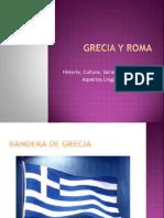 Grecia y Roma