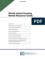 Housing Guide 06-25-12