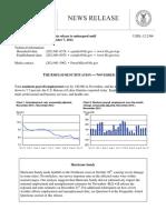 Nov 2012 Jobs Bureau Labor Statistics