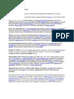 Pathophysiology of Obesity