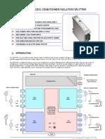 SEM1750 Process Conditioner