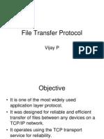 File Transfer Protocol Ppt