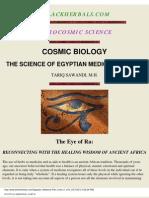 Cosmic Biology Science the Eye of Ra