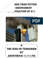 Stranger Than Faction-An Independent Investigation of 9-11 and the War in Terrorism