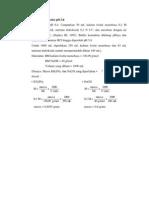 Pembuatan Buffer Fosfat pH 5