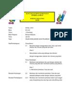 Rancangan Pengajaran Harian Bahasa Malaysia Tahun 2
