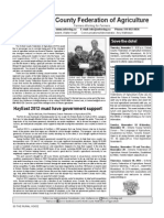 Oxford Newsletter - November 2012