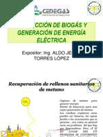 Exposicion Biogas