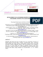 Development of Economized Shaking Platforms for Seismic Testing of Scaled Models