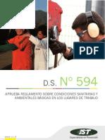 Decreto Supremo 594