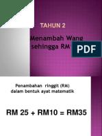 Slaid Penambahan Topik Wang tahun 2