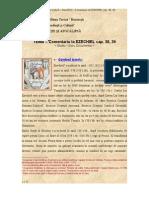 Tema - REVELAŢIA SI APOCALIPSA lui EZECHIEL Cap. 38,39