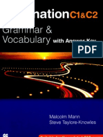 Destination c1 c2 Grammar and Vocabulary