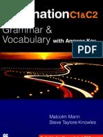Destination c1 c2 Grammar and Vocabulary