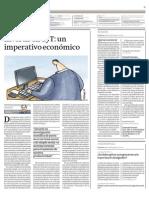 Diario Gestión -Invertir en CyT