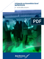 AGO de 18.04.2011 - Manual de Participa